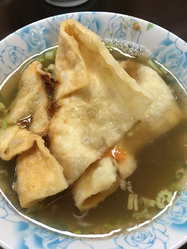 肉燕酥湯 20元
