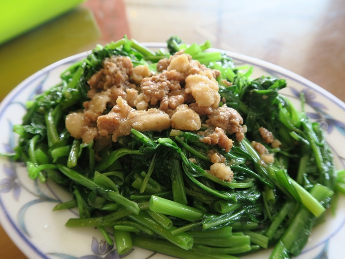 時節青菜(大) 50元