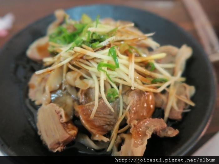 肝連肉(隔間肉)