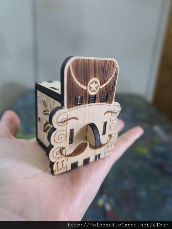 這是我們的小小音樂盒