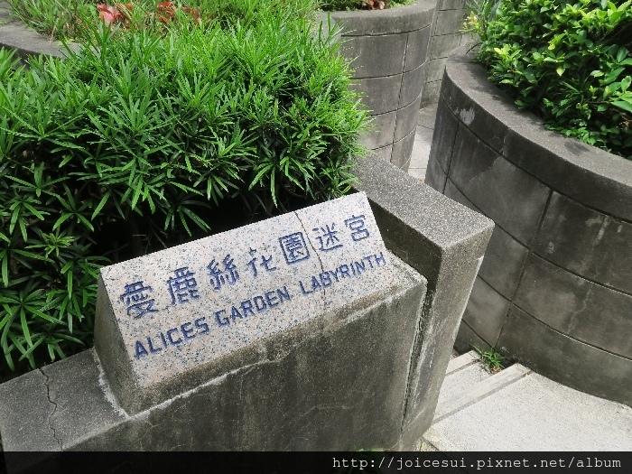 愛麗絲花園迷宮