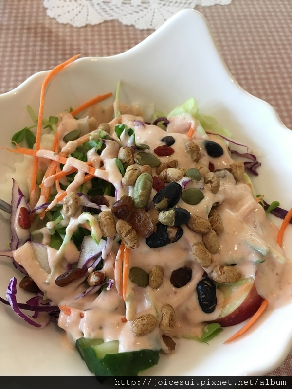 季節時蔬沙拉