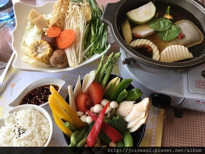 金線蓮藥膳素食鍋