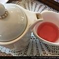 覆盆子香草茶