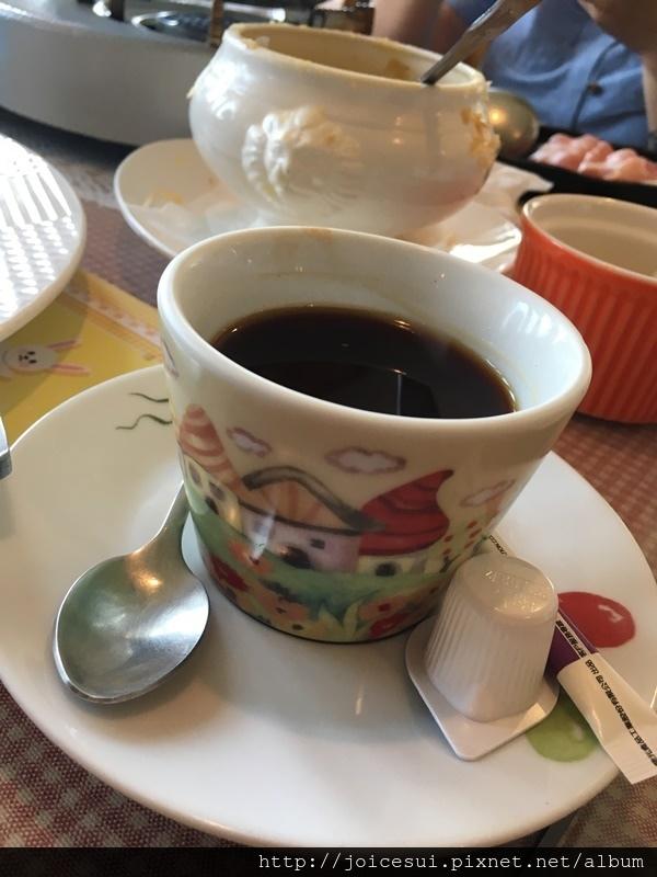 美式淡咖啡