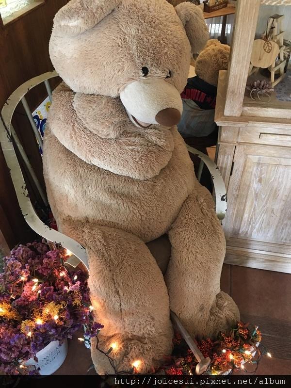 門口的大熊