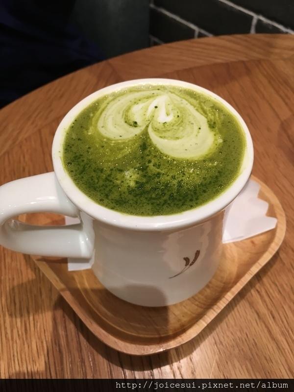 日式抹茶拿鐵