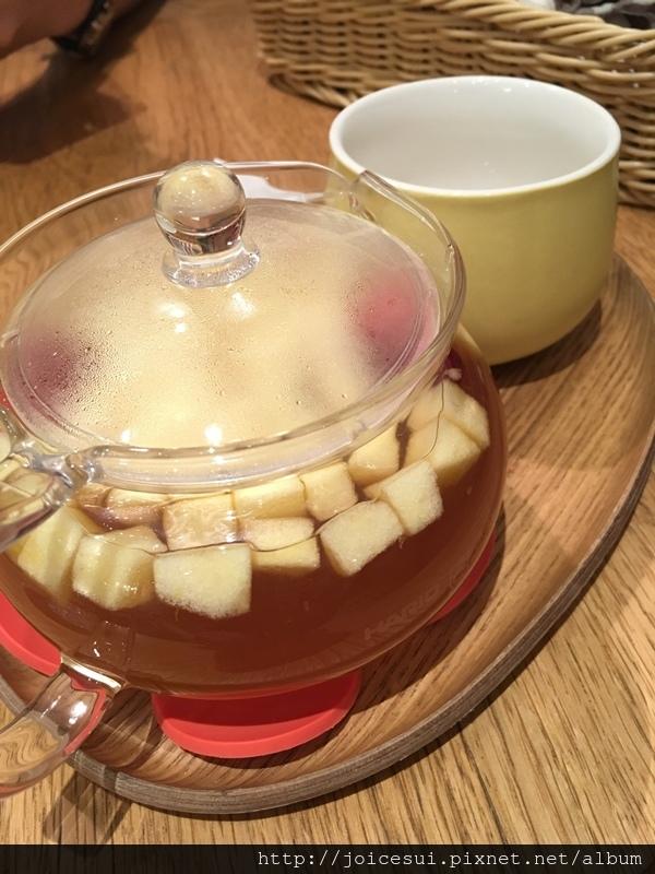 季節水果茶(熱)
