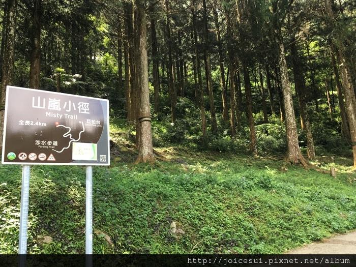 山嵐小徑2.4公里