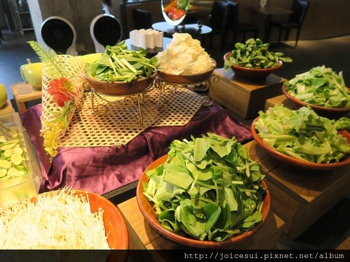 可川燙葉菜類