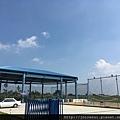 官田的風雨球場