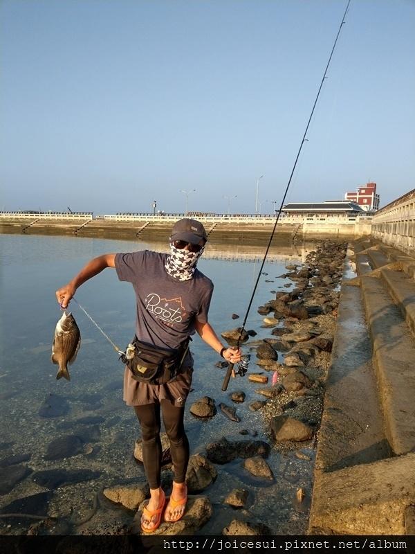 最後一天釣到大魚