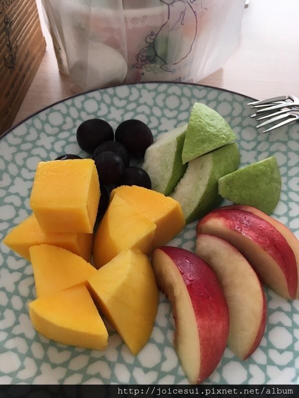 水果是一定要的
