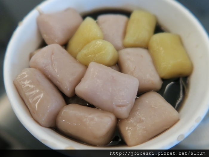 芋Q嫩仙草凍40元