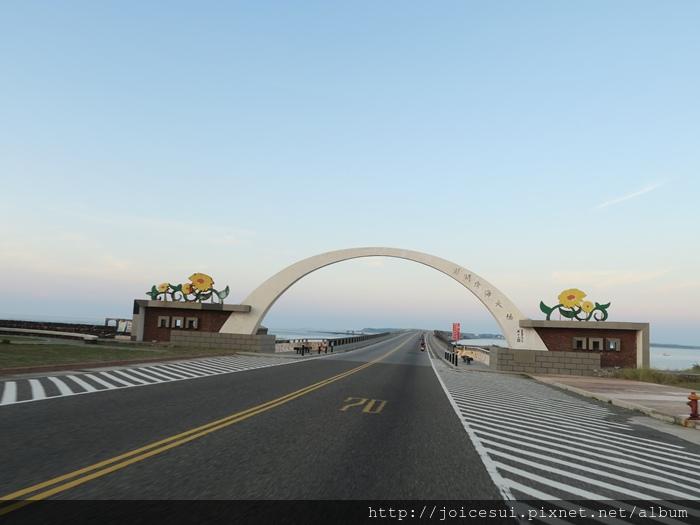 這是最後回家經過的跨海大橋