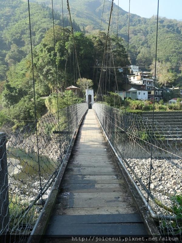清泉二號吊橋