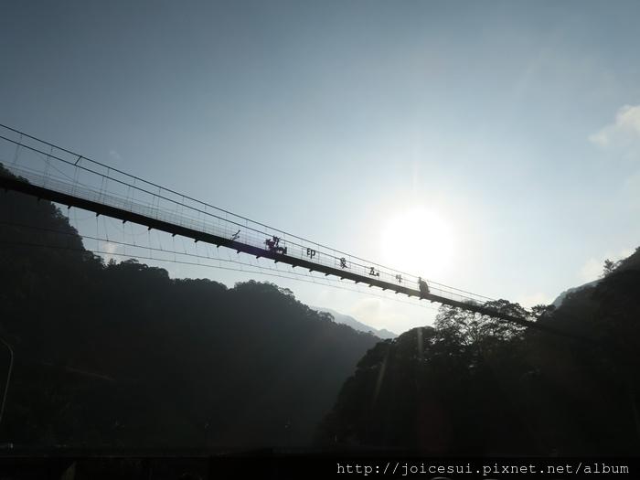 最早的一號吊橋