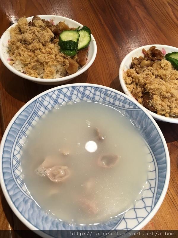 四神綜合湯 50元