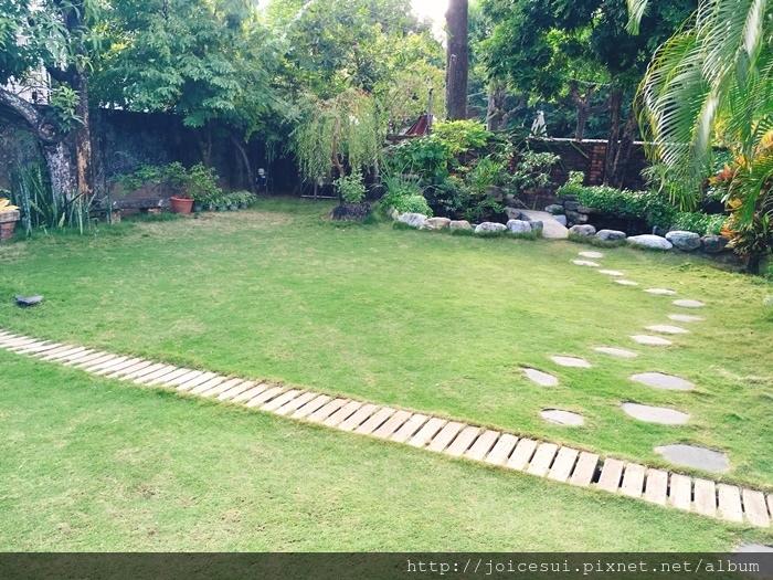 庭園小而巧