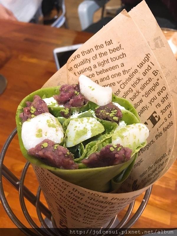 紅豆麻糬 130元