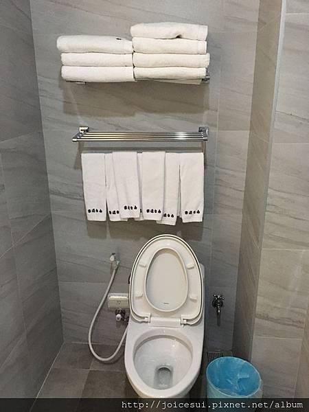 浴巾和毛巾