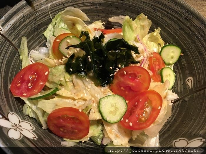 森森田園野菜沙拉