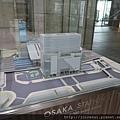 大阪車站模型