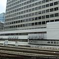阪急梅田駅到了