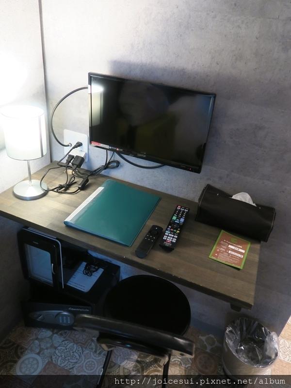有張小桌子