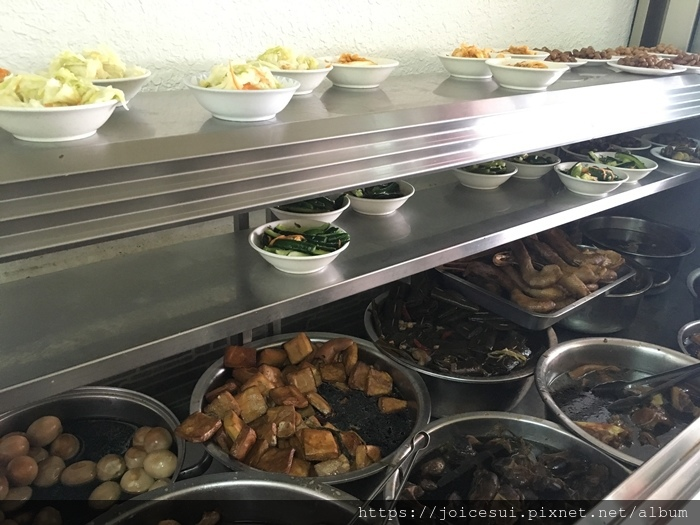 小菜滷味區
