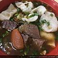 牛肉湯餃+肉 100元