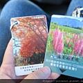 卡片是風景圖