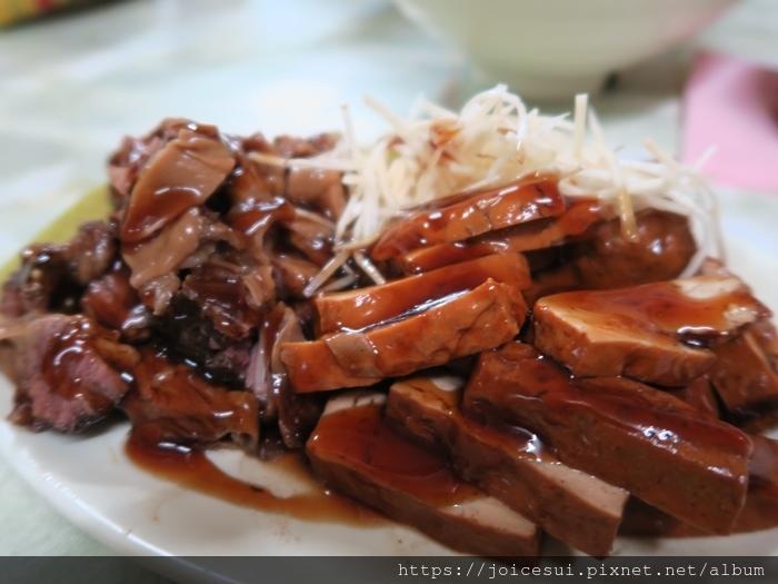 豆干+隔間肉 80元