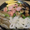 海鮮+雞腿肉