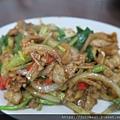 炒山豬肉 150元