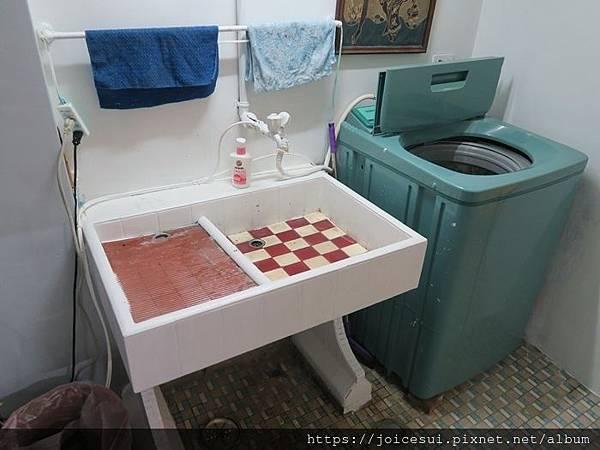 此處也可刷牙洗臉
