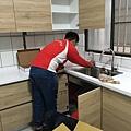 安裝濾水器