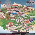 遊樂園地圖