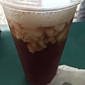 紅茶+香蕉冰 20元