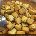 鹹蛋豆腐(中) 230元