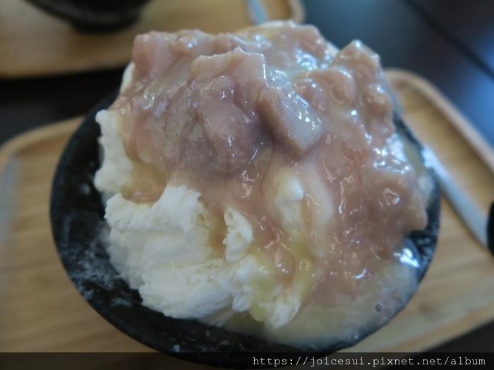 芋頭牛奶雪花冰 80元