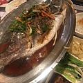 金針鱸魚飯(加價10)