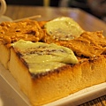 鴛鴦烤麵包