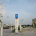 技擊館站站燈飾