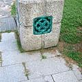 4號出口陳中和墓石雕
