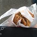 蔥油餅跟車輪餅