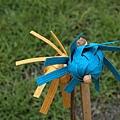 紙風車裝飾