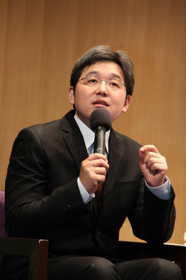 新竹市生命線協會總幹事何宇欣