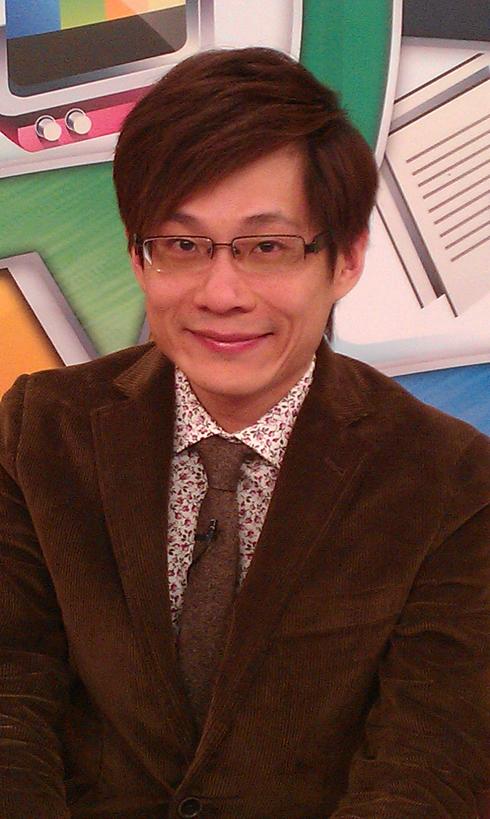 講師江中博照片