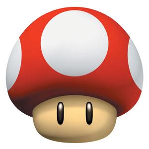 瑪莉歐的菇